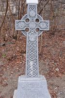 Celtic Cross - Rideau Canal Workers' Monument